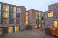 Victas Centre for addiction treatment, JDdV Architecten, Utrecht, Netherlands